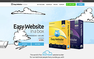 Easy Website in a Box